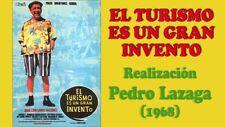EL TURISMO ES UN GRAN INVENTO. DVD