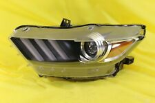 🌌 15 16 17 & 2020 20 GT500 Ford Mustang Left (LH) Driver Headlight OEM *GOOD*