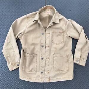 Men's Pull & Bear Worker Jacket - Medium