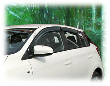C&C CarWorx Rain Guards for 2013 14 15 16 17 Toyota Yaris 5-Dr Hatchbk WV-13Y-TF