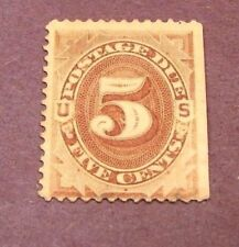 US Stamp Postage Due Scott# J4  1879 MNG  C134