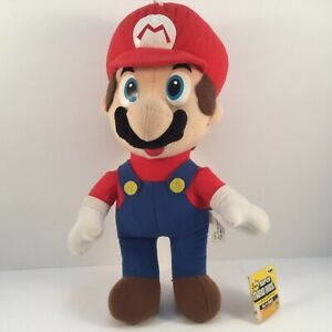 "RARE 2008 Banpresto Super Mario Bros 13"" Plush Toy Nintendo Official Japan 43944"