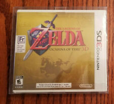 The Legend of Zelda: Ocarina of Time 3D (3DS, 2011) *COLLECTOR QUALITY* NEW