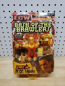 Autographed Steve Corino ECW Bash of the Brawlers OSFTM Action Figure