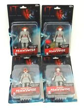 IT: Chapter Two Pennywise Action Figure Set Phat Mojo Series 1 4 pcs New