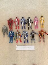 """New listing Lot of 12 Power Rangers Operation Overdrive 6"""" figures"""