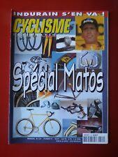 1997 CYCLISME international n°134 SPECIAL MATERIEL INDURAIN MENGIN  MONCOUTIE