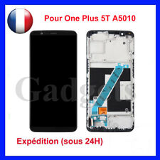 Pour Oneplus 5T A5010 LCD 6'' Écran LCD Tactile Assembly +Cadre Replacement