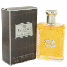 Safari by Ralph Lauren 4.2 oz EDT Cologne for Men New In Box