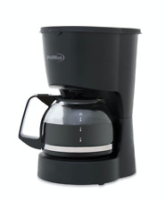 New Premium 4 Cup Coffee Maker Brewing Mini Small Coffee Makers Personal