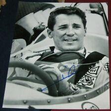 Mario Andretti Indy Dayton 500 Champion Racing SIGNED 8x10 Photo COA Autographed