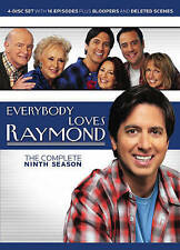 Everybody Loves Raymond - The Complete Ninth Season (DVD, 2013, 4-Disc Set)
