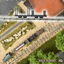 Busch HOF 12204 MENTS AND PLATFORM TROLLEY # NEW ORIGINAL PACKAGING #