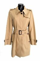 Giubbotto Aquascutum London Franca Sb Bol Giacca Beige Donna Woman Jacket