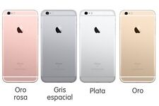 APPLE IPHONE 6S 64GB LIBRE+FACTURA+8ACCESORIOS DE REGALO 1 AÑO DE GARANTÍA