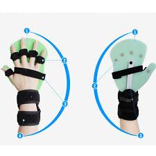 Left Stroke Hemiplegia Fixed Fingers&Wrist Finger Orthotics Points Fingerboard L