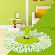 Replacement 360 Rotating Easy Magic Microfiber Spinning Floor Mop Head K