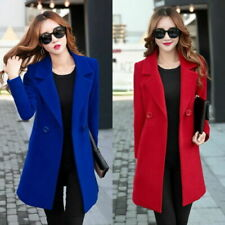 Unbranded Overcoat Coats, Jackets & Waistcoats for Women