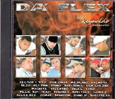 DJ RAYNALDO - HECTOR Y TITO, DON OMAR, ÑEJO , MEXICANO,REY PIRINDON CHEZINA -CD