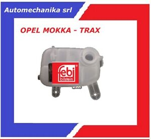 SERBATOIO ACQUA OPEL MOKKA  - WATER TANK MOKKA -VASCHETTA 95380033 GM 102349