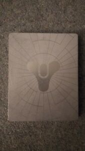 DESTINY GAME AND STEELBOOK - XBOX ONE - 2014 BUNGIE ACTIVISION - NO MANUAL INC.