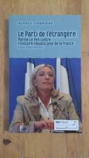 Alexis Corbière - Marine Le Pen contre l'histoire républicaine de la France
