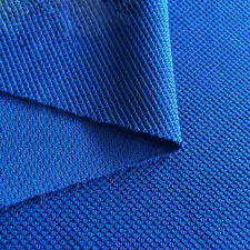 Blue JERSEY Pineapple Fabric Racing Car Seats Cloth For RECARO/BRIDE/SPARCO Seat