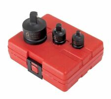 Sunex 3pc Super Reducers Set Impact Sockets Adapters Tools 1/4 3/8 1/2 3/4 2343