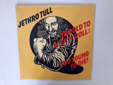 Jethro Tull – Too Old To Rock N' Roll: Too Young To Die! - VINYL(CHR 1111) Good