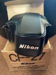 NIKON CF-27 SEMI-SOFT CASE (BOXED)