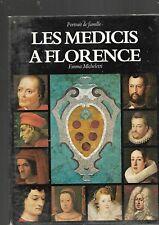 Portrait de famille Les Medicis à Florence Emma Micheletti Becocci Editore E33