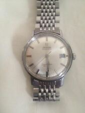 VINTAGE Omega Seamaster Deville  Collector's Mens 34mm Automatic Watch Original