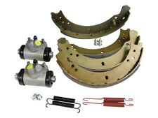 Land Rover Series 2/3 SWB 88 Front Brake Shoe & Wheel Cylinder Kit - DA6042