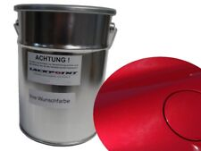5 L Ready-to-Spray Base Coat hotchilli Pearl Red Candy Car Paint TUNING TREND