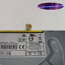 Extracted 405nm 1000mW Laser Diode from Pioneer 16X BDR-209DBK Sleds