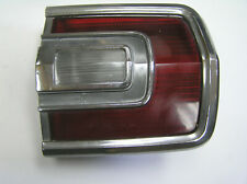"1968 PLYMOUTH ROAD RUNNER TAIL LIGHT RH ""USED"""