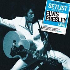 Live-Elvis Presley's Musik-CD