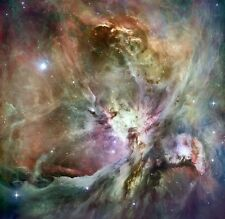 Orion NASA Hubble Deep Space Image Rolled Canvas Giclee Print 24x24 in.