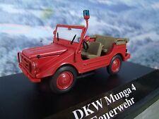 1/43 STARLINE  DKW Munga 4 Fire