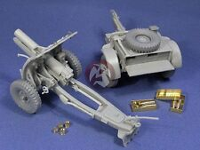 Resicast 1/35 QF (Quick Firing) 4.5 inch Howitzer & Limber (w/Brass Ammo) 351217