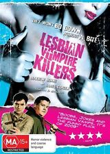 Lesbian Vampire Killers (2009) James Corden - NEW DVD - Region 4
