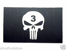 """""""Revenge 3 / Punisher"""" Tactical Military Velcro Patch for AEG Airsoft (380)"""