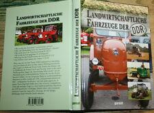Typensammlung Landwirtschaftliche Fahrzeuge der DDR,Landtechnik, Traktor,