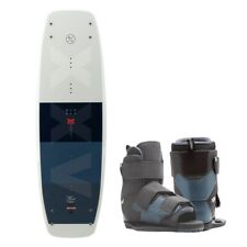 New listing Hyperlite Murray 144 Wakeboard Package w/ Formula 7-10.5 Boots Bindings 2020