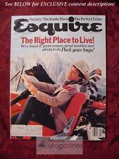 ESQUIRE magazine May 1981 SANTA FE BARBARA ALLEN +++