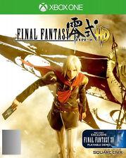 Final Fantasy Type-0 HD (Microsoft Xbox One, 2015) BRAND NEW