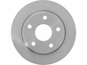 For 2011 Ram Dakota Brake Rotor Front API 98513CW OEF3