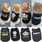 Small Dog Puppy Cat Pet Clothes Vest T-Shirt Warm Coat Summer Apparel Costumes