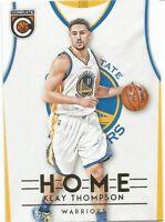 Klay Thompson Home Panini Complete 2016/17 NBA Basketball Card