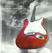 DIRE STRAITS & MARK KNOPFLER PRIVATE INVESTIGATION THE BEST OF DOPPIO VINILE LP
